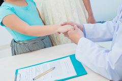 Doctor�s appointment Stock Photo