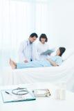 Doctor�s utrustning Royaltyfri Foto