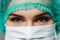 doctor ögon s Royaltyfria Foton
