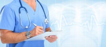 Doctor. Fotos de archivo libres de regalías