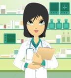Doctor. Fotografía de archivo