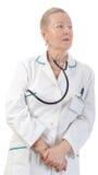 Doctor adulto Imagen de archivo libre de regalías
