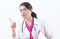 Doctor Advice Royalty Free Stock Images
