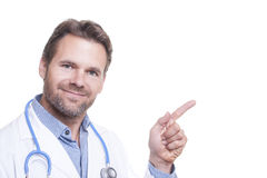 Doctor advice Royalty Free Stock Photo