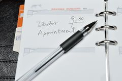 Doctor appointment Stock Photos