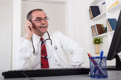 Doctor Stock Photo