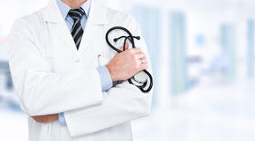 Doctor concept background. Stock Photography