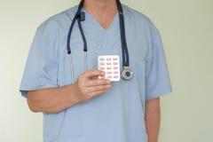 Doctor concept medicin Stock Photos