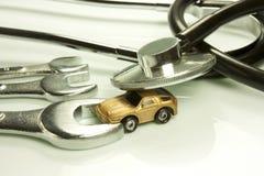 Doctor de coches Fotografía de archivo libre de regalías