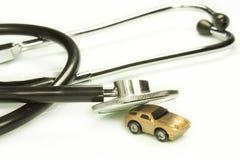 Doctor de coches Foto de archivo libre de regalías