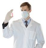 Doctor de la medicina Imágenes de archivo libres de regalías