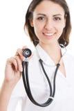 Doctor de la señora Fotos de archivo
