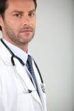 Doctor de sexo masculino foto de archivo libre de regalías