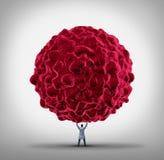 Doctor del cáncer Imagen de archivo libre de regalías