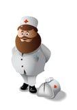 Doctor del juguete Fotografía de archivo libre de regalías