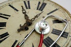 Doctor del reloj Imagen de archivo libre de regalías