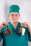 Doctor Dolittle stock photo