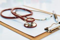 Doctor equipment Stock Photos