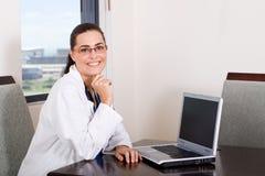 doctor female Στοκ φωτογραφία με δικαίωμα ελεύθερης χρήσης