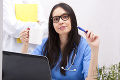 Doctor Royalty Free Stock Image
