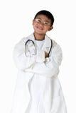 Doctor futuro Foto de archivo