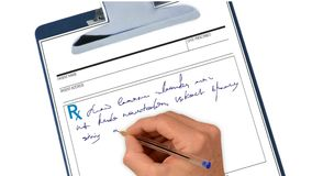 Doctor Handwriting