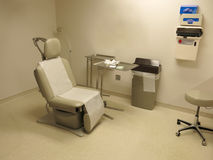 Doctor or Hospital Examination Medical Office Room Stock Image