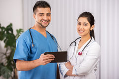 Doctor Indian Royalty Free Stock Images
