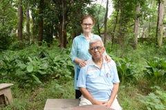 Doctor indio Fotografía de archivo