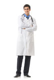 Doctor, isolated Stock Image