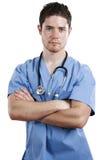 Doctor joven Fotos de archivo