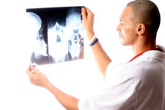Doctor joven Fotografía de archivo