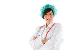 Doctor joven imágenes de archivo libres de regalías