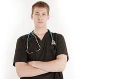Doctor joven Imagen de archivo
