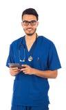 Doctor joven fotos de archivo libres de regalías