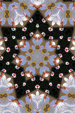 Doctor kaleidoscope Royalty Free Stock Images
