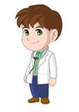 Doctor Kid Stock Image