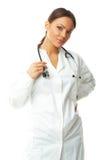 doctor kvinnlign Royaltyfria Foton