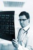 doctor läkarundersökningen Royaltyfria Bilder
