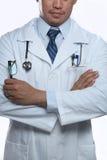 doctor manlign Royaltyfri Bild