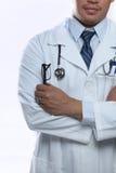 doctor manlign Arkivbilder