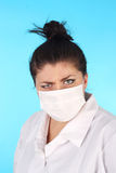 Doctor in mask Stock Photos