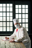 Doctor in the mask Royalty Free Stock Photos