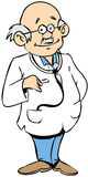 Doctor mayor Fotografía de archivo