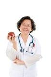 Doctor mayor foto de archivo libre de regalías