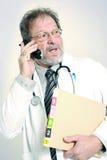 Doctor mayor Foto de archivo