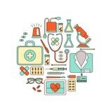 Doctor medical equipment Stock Photo
