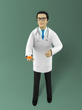 Doctor Royalty Free Stock Photo