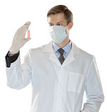 Doctor of medicine Royalty Free Stock Images
