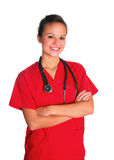 Doctor or Nurse Stock Images
